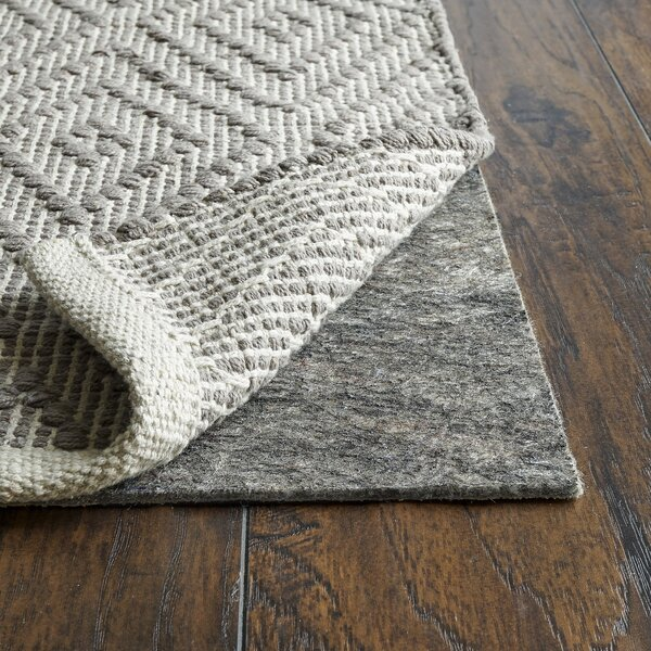 Anchor Grip 15 0.125 Felt and Rubber Rug Pad by RugPadUSA
