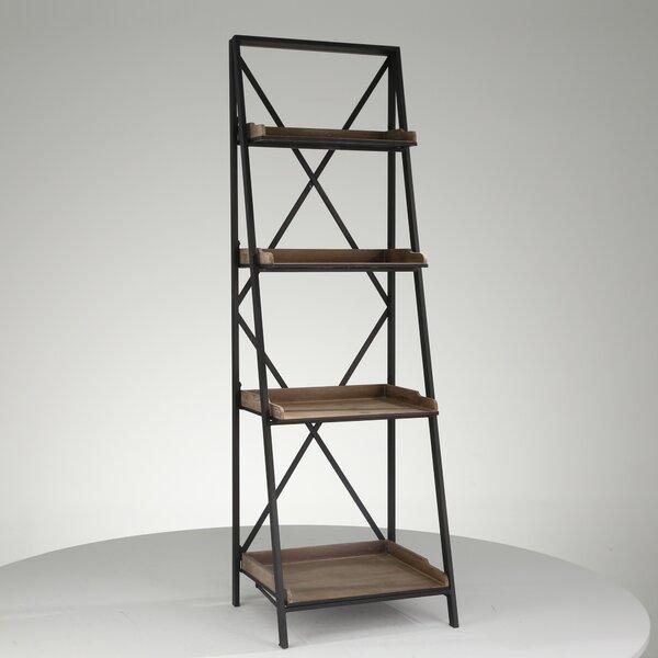 Norton St Philip Wood Ladder Bookcase By Gracie Oaks