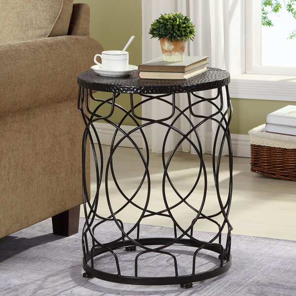 Seavey End Table by Ivy Bronx