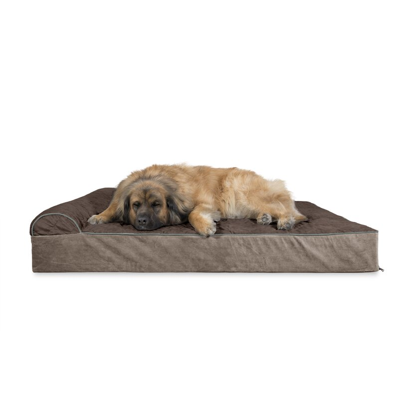 Digby Quilted Goliath Chaise Lounge Dog Sofa