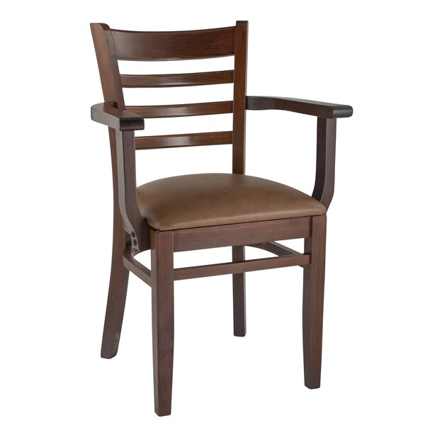Garton Upholstered Dining Chair by Millwood Pines
