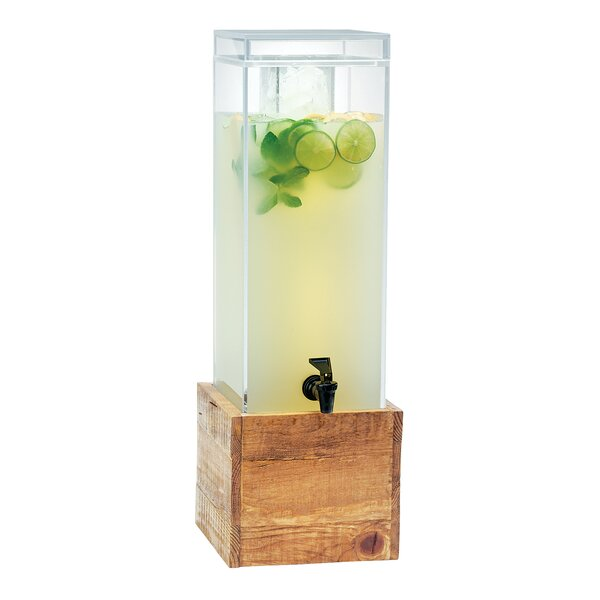 DeBary 3 Gallons Infused Beverage Dispenser by Red Barrel Studio