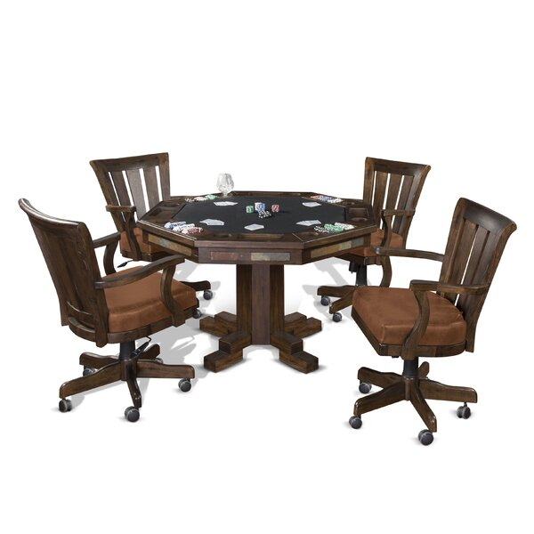 Crites Poker Table by Loon Peak