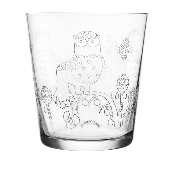 Taika 13 oz. Glass (Set of 2) by Iittala