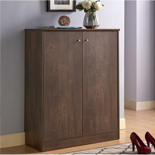 Epple 15 Pair Shoe Storage Cabinet