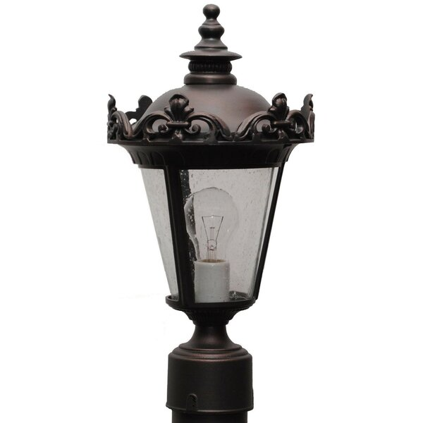 Petrey 1 Light 16 Post Lantern by Alcott Hill