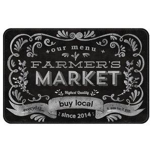 Swofford Farmer's Market Kitchen Mat