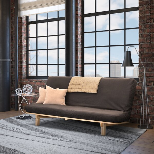 Bifold Futon Frame By Red Barrel Studio