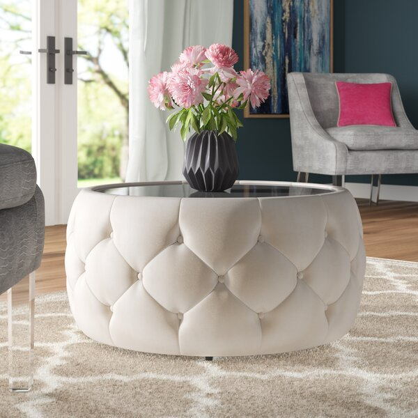 House Of Hampton Glass Top Coffee Tables
