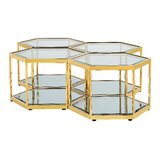 Mayson Coffee Table (Set of 4) by Mercer41
