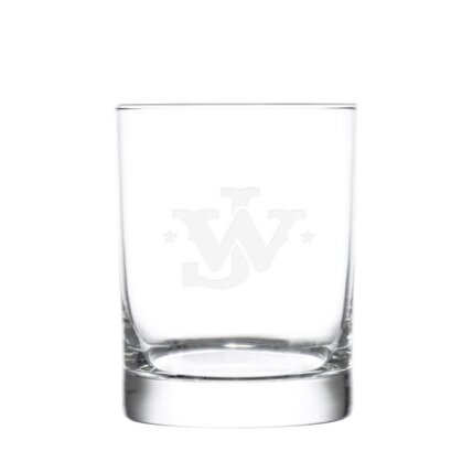 John Wayne 15 oz.Old-Fashioned Glass (Set of 4) by Rolf Glass
