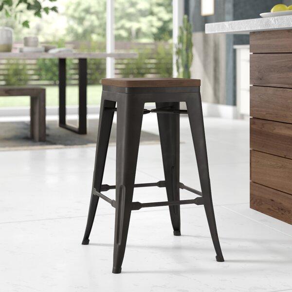 Enjoyable Ellery 26 Bar Stool Wayfair Uwap Interior Chair Design Uwaporg
