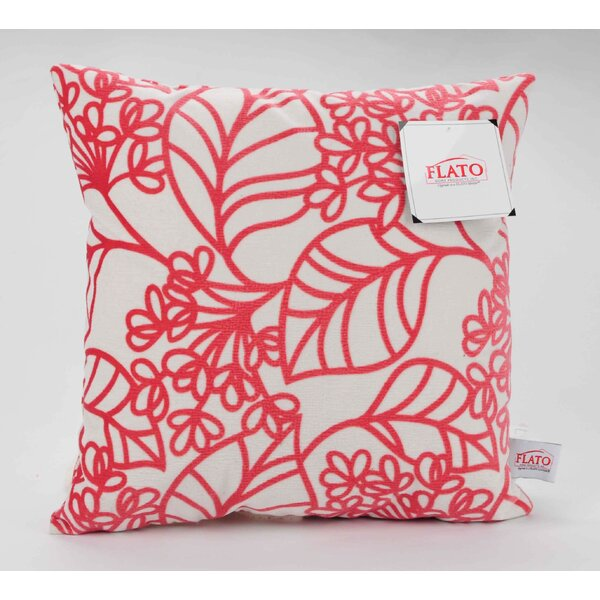 Spring Bloom Decorative Throw Pillow by Flato Home Products
