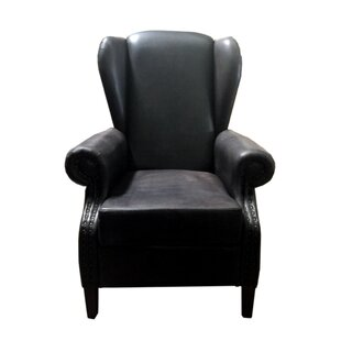 Wing back Chair by D-Art Collection