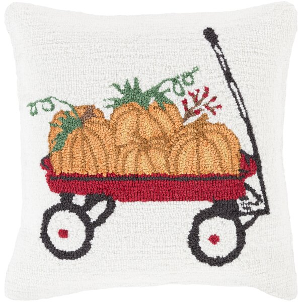 Allentown Throw Pillow by August Grove