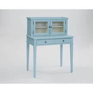 Genial Gabilan Secretary Desk With Hutch