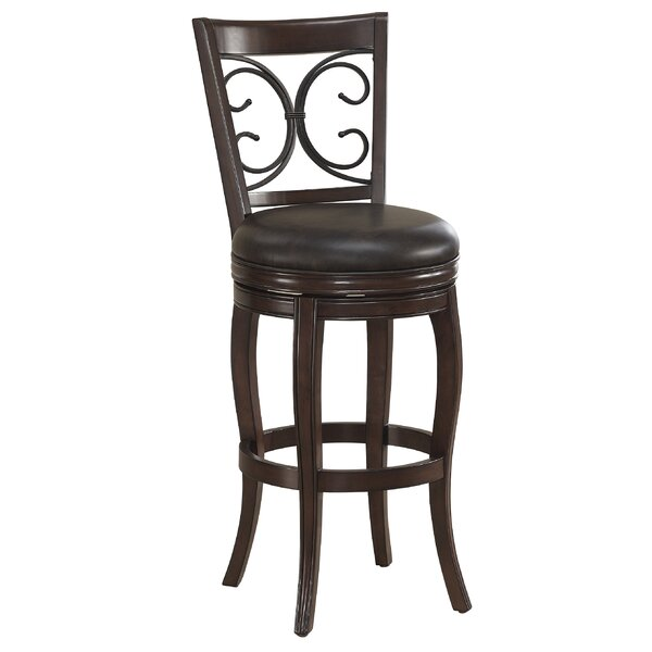 Taranto 30 Swivel Bar Stool by American Heritage