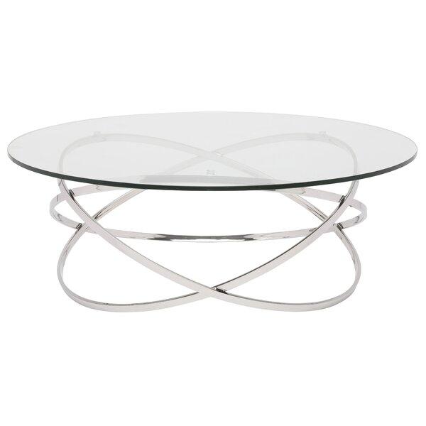 Corel Coffee Table By Nuevo