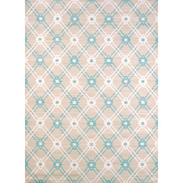 Regional Concepts Trellis Blue Area Rug by United Weavers of America