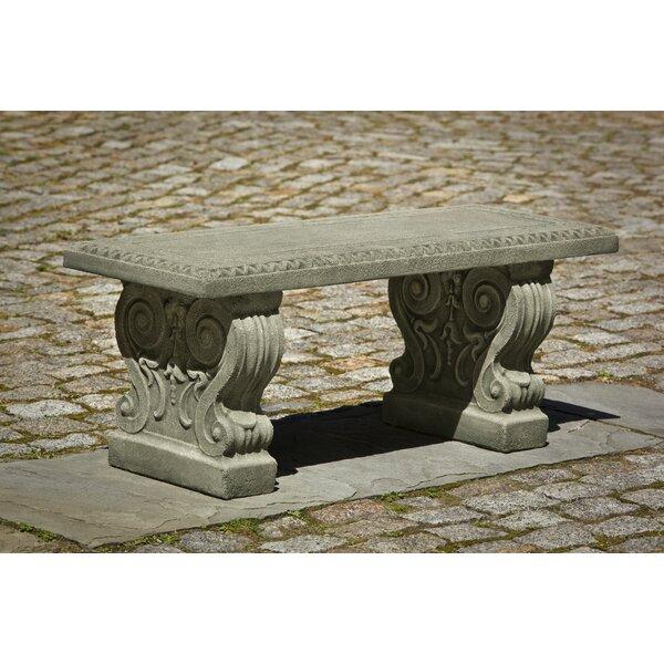 Finkel Classic Garden Bench by Astoria Grand