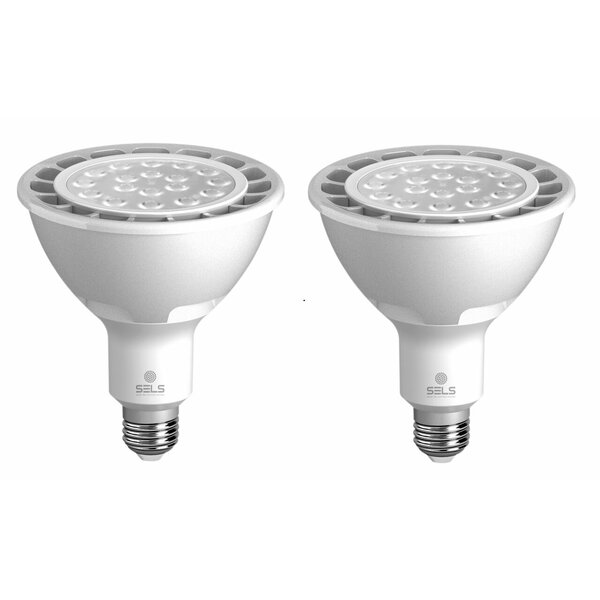 16W E26 Dimmable LED Light Bulb (Set of 2) by SELS - Smart Era Lighting Systems