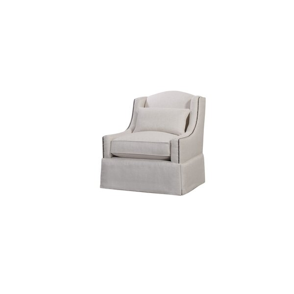 Kellum Swivel Armchair by Darby Home Co