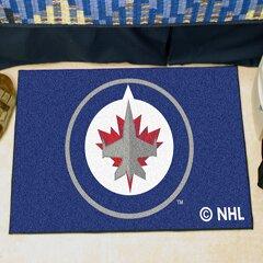 NHL - Winnipeg Jets Starter Doormat by FANMATS