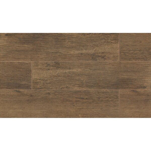 8 x 24 Porcelain Wood Tile in Roosevelt by Grayson Martin