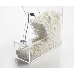 Classic Single Canister Yogurt Topping Cereal Dispenser by Cal-Mil
