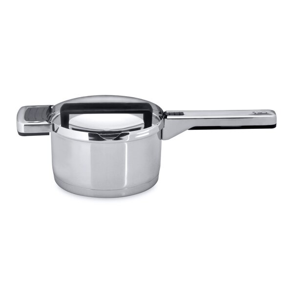 Neo 1.8-qt. Saucepan with Lid by BergHOFF International