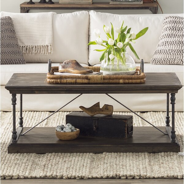 Mabie Coffee Table by Trent Austin Design