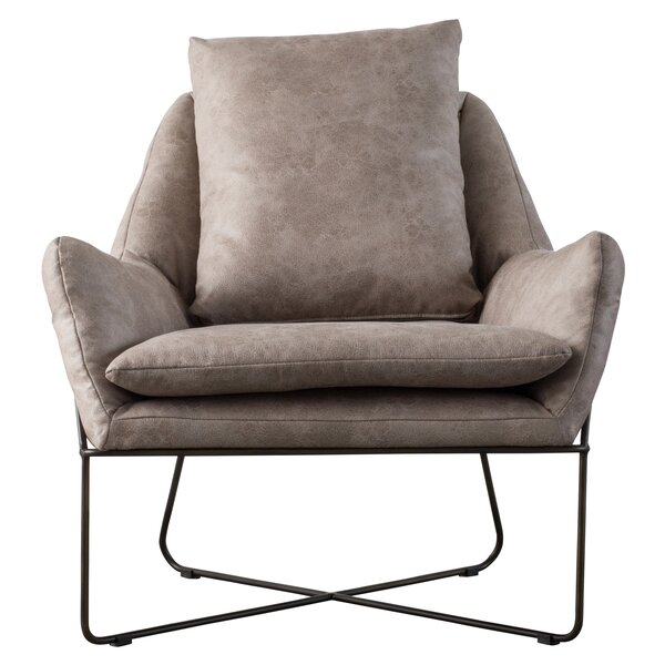 Jared Armchair by Modern Rustic Interiors