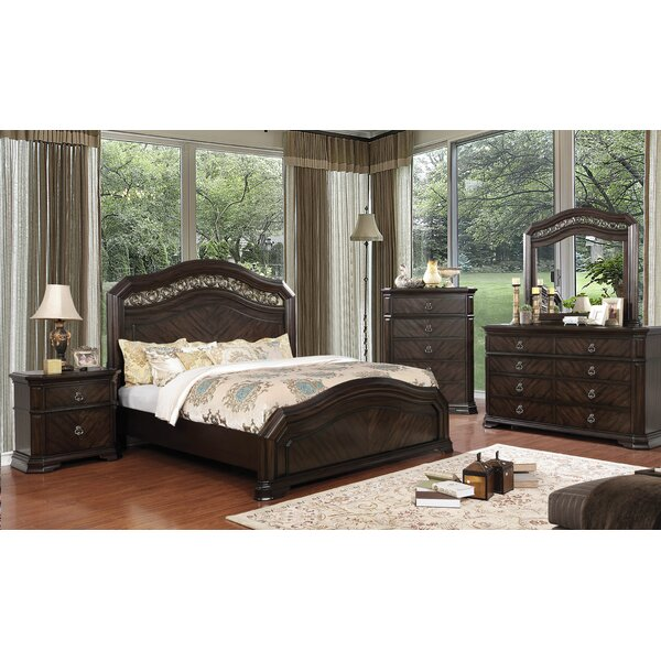 Rudisill Panel Configurable Bedroom Set by Astoria Grand