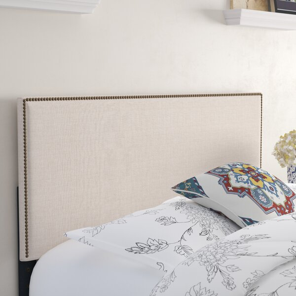 Unger Square Upholstered Headboard by Charlton Home