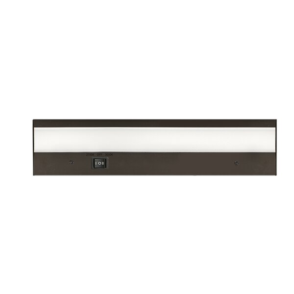 Duo LED 12 Under Cabinet Bar Light by WAC Lighting