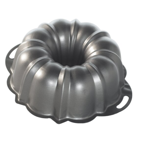 Anniversary 12 Cup Formed Bundt Pan by Nordic Ware