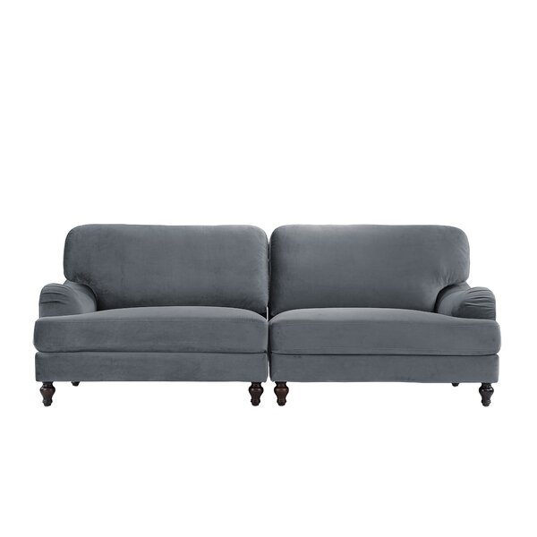 Alizeh 2 Piece Modular Sofa by Grovelane Teen
