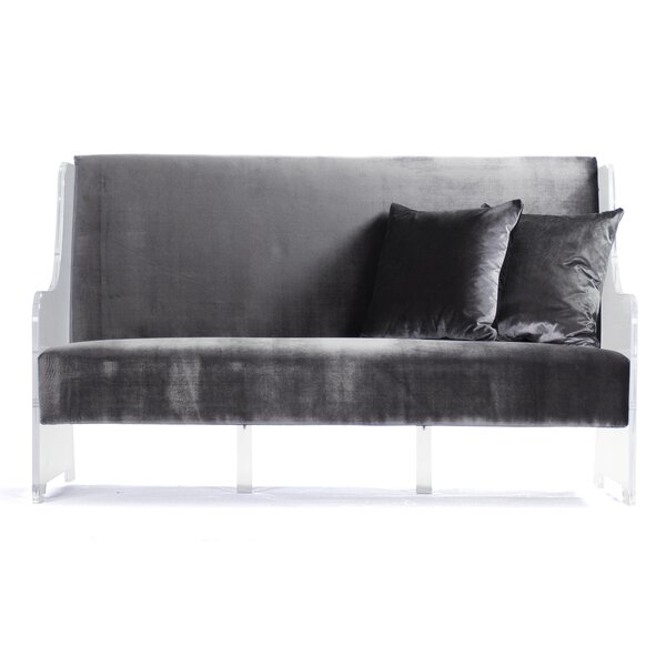 #2 Velvet Sofa By Zentique