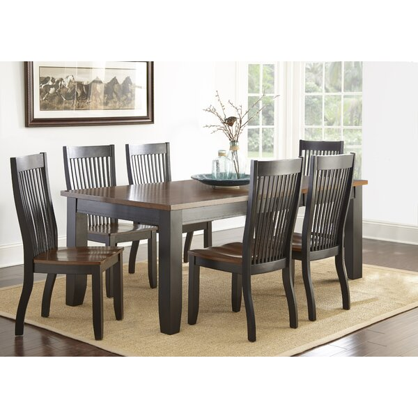 Chokio 7 Piece Extendable Dining Set by Darby Home Co