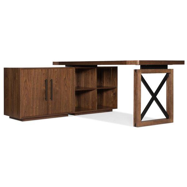 Elon Bunching Short Standard Bookcase by Hooker Furniture