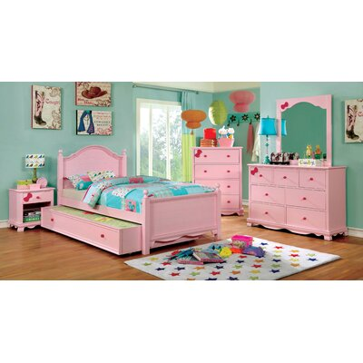 Girls Kids Bedroom Sets You Ll Love Wayfair