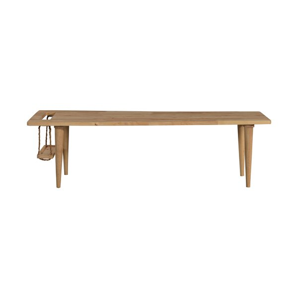 Lakendra Coffee Table by Bungalow Rose