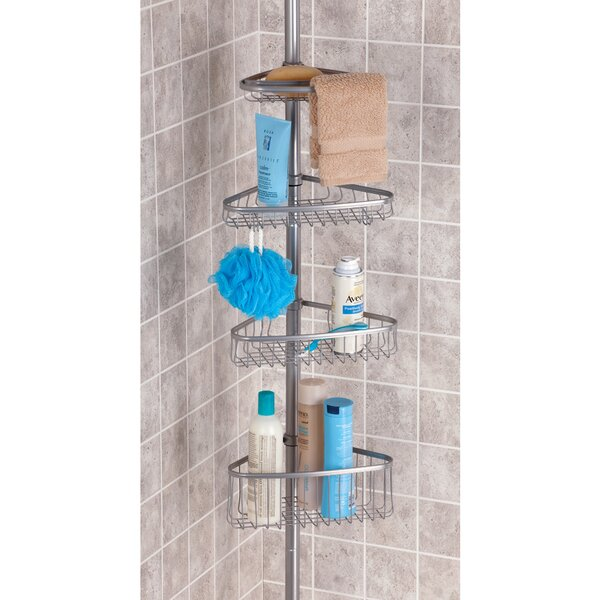 Duff Shower Caddy By Rebrilliant.