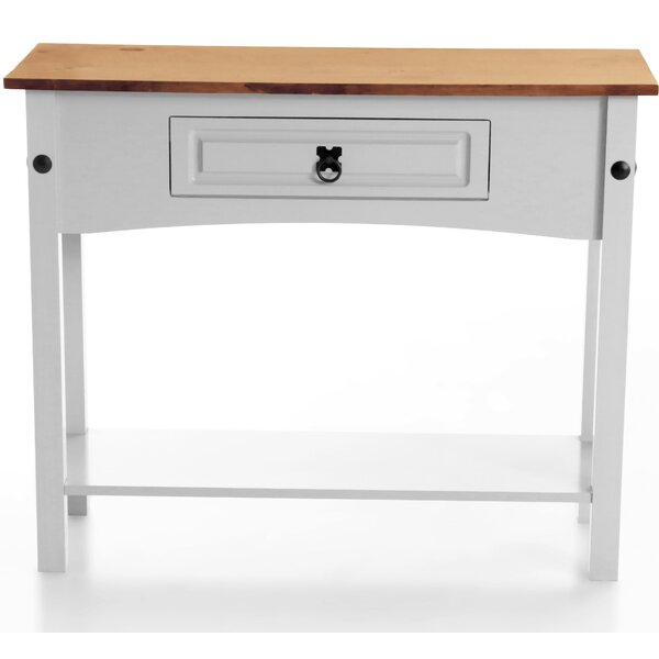 Swink Single Door Living Room Console Table by August Grove August Grove