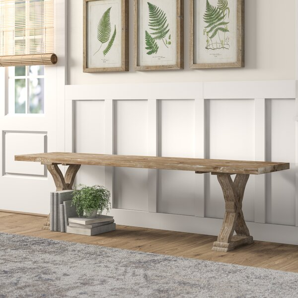 Windsor Wood Bench by Birch Lane™ Heritage