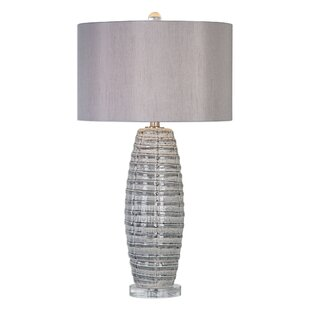 Read Reviews Carsdale 30 Table Lamp By Rosecliff Heights