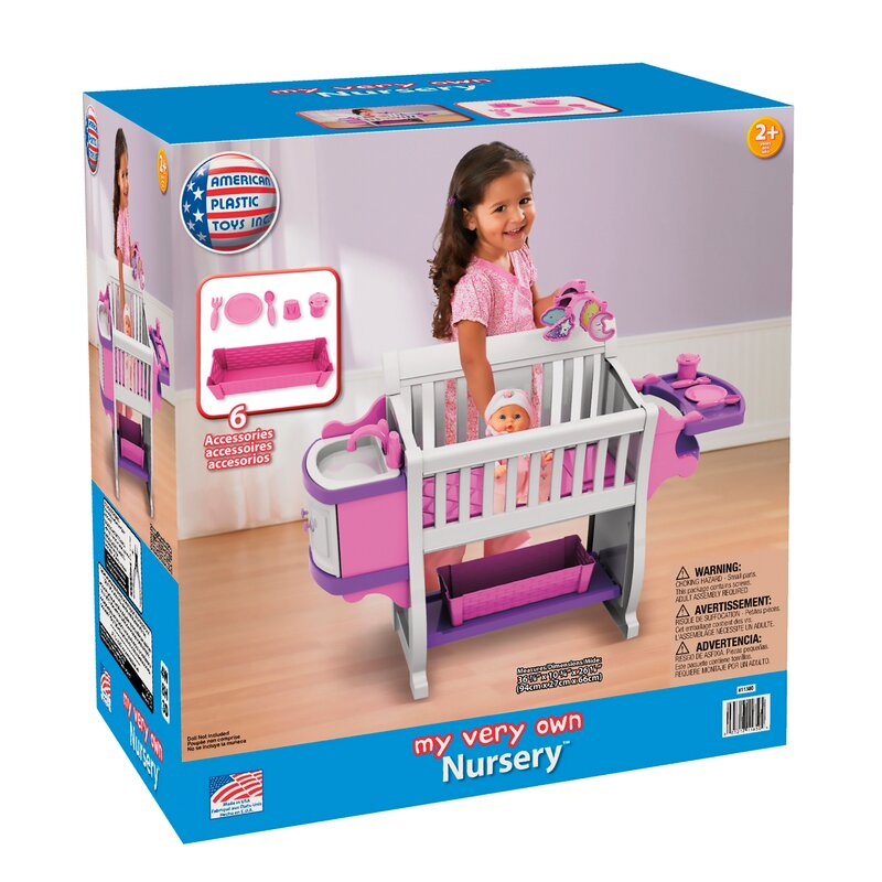 Exceptionnel 7 Piece My Very Own Nursery Kitchen Set