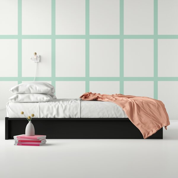 Cranleigh Platform Bed by Hashtag Home