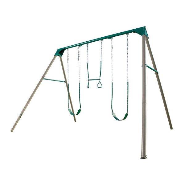 A-Frame Swing Set by Lifetime