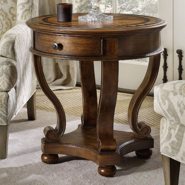 Archivist Drawer End Table By Hooker Furniture